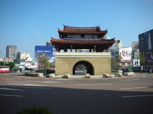 Old East Gate: Downtown Hsinchu