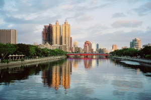 The Love River: Kaohsiung