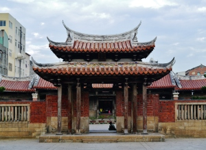 Lukang's Longshan Temple