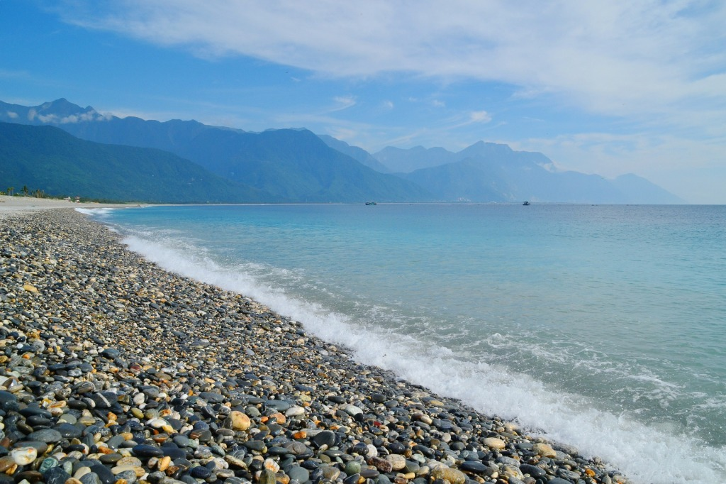 Hualien's Pacific Coast