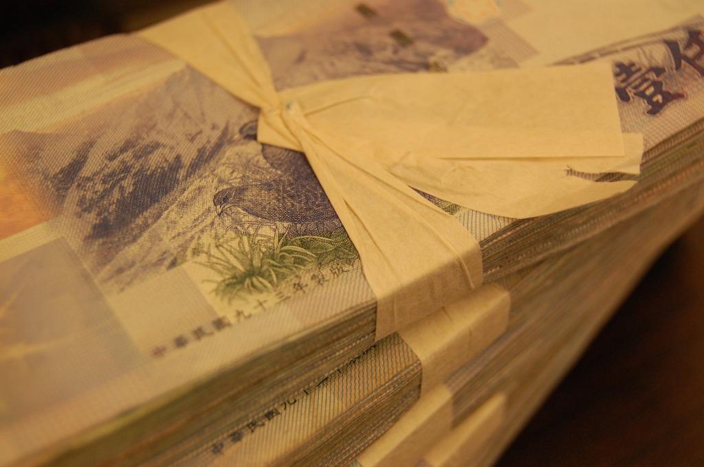 New Taiwan Dollar